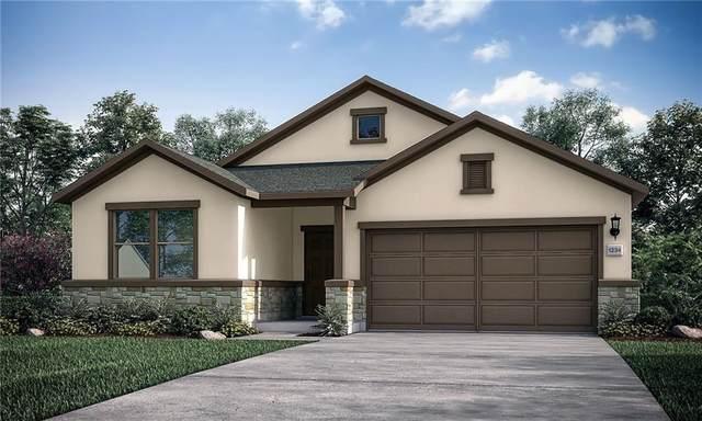 204 Caisson Trl, Liberty Hill, TX 78642 (#3130169) :: Papasan Real Estate Team @ Keller Williams Realty