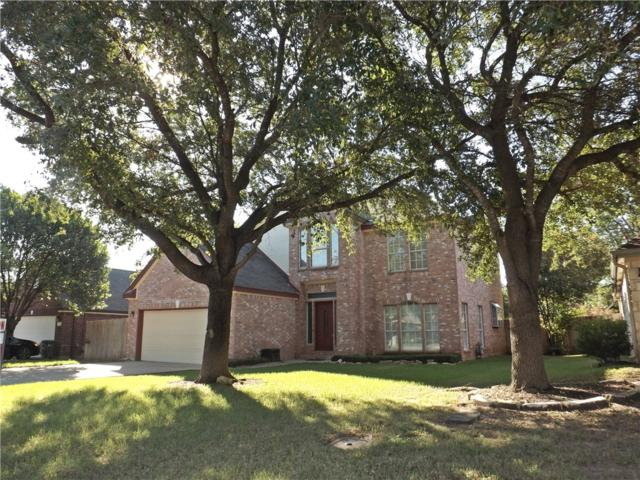 106 Benchmark St, Georgetown, TX 78626 (#3130417) :: Ben Kinney Real Estate Team