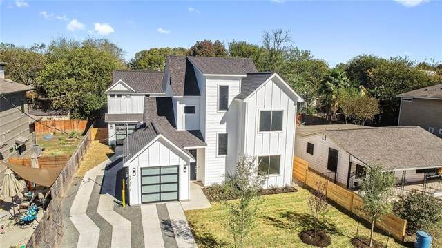 2710 Zaragosa St A, Austin, TX 78702 (#3131289) :: Green City Realty