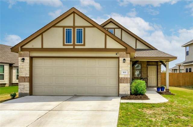 113 Lasino Dr, Georgetown, TX 78626 (#3131376) :: Azuri Group   All City Real Estate