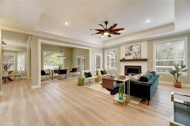 106 Rupen Ct, Lakeway, TX 78734 (#3132886) :: The Summers Group