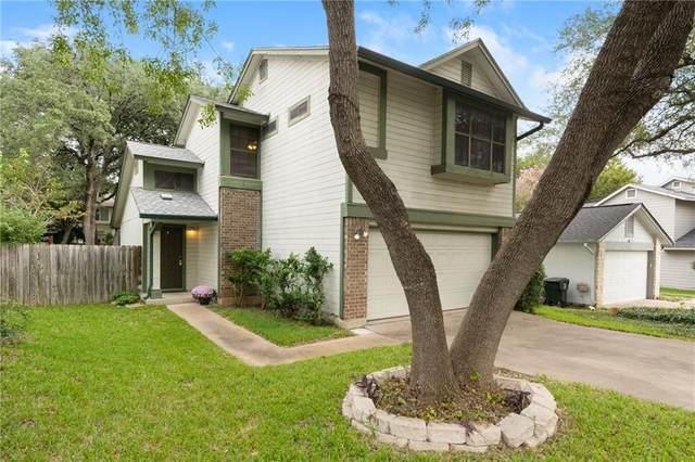 7806 Van Dyke, Austin, TX 78729 (#3134359) :: Green City Realty