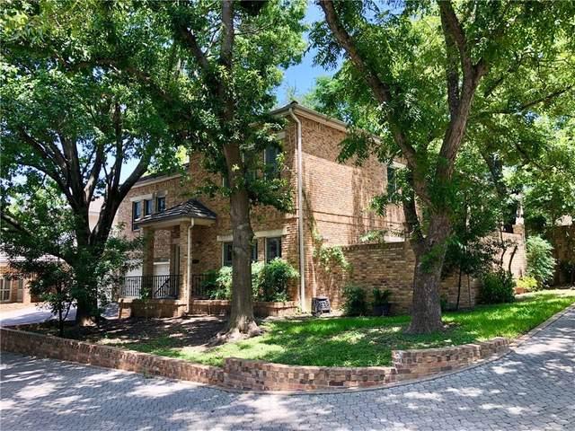 1803 San Gabriel St A, Austin, TX 78701 (MLS #3135240) :: Vista Real Estate