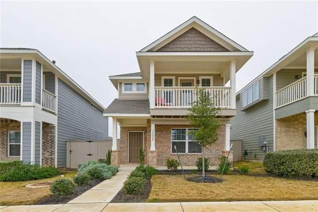 18028 Lungo St, Pflugerville, TX 78660 (#3135405) :: Papasan Real Estate Team @ Keller Williams Realty