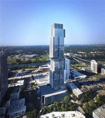 301 West Ave #3906, Austin, TX 78701 (#3136641) :: Zina & Co. Real Estate