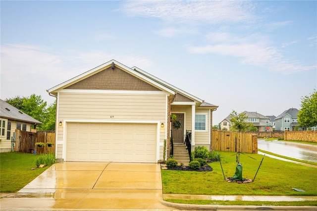 819 Stampede Rd, San Marcos, TX 78666 (#3137640) :: Papasan Real Estate Team @ Keller Williams Realty