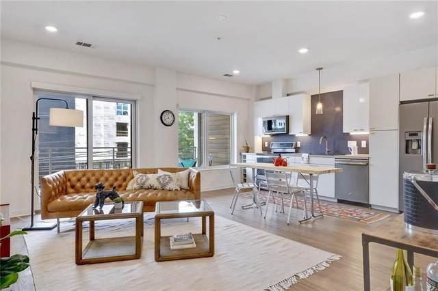 4361 S Congress Ave #213, Austin, TX 78745 (#3138378) :: Lauren McCoy with David Brodsky Properties