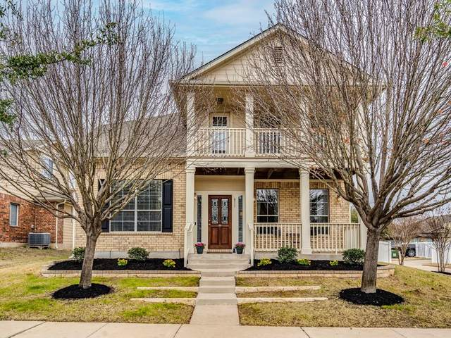 611 Boca Chica Dr, Cedar Park, TX 78613 (#3139433) :: Papasan Real Estate Team @ Keller Williams Realty