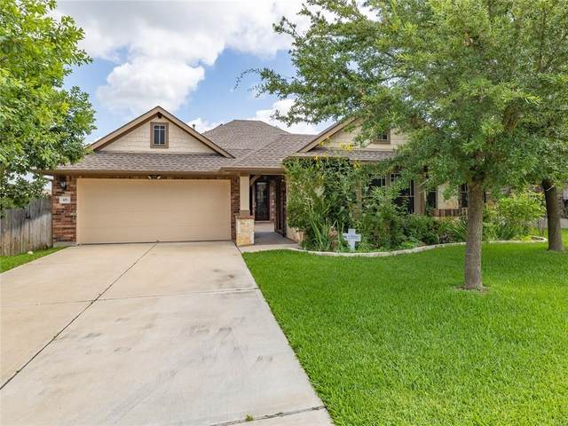 105 Turvey Cv, Hutto, TX 78634 (#3141100) :: The Summers Group