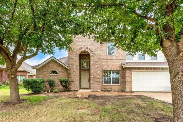 207 Nick Price Loop, Round Rock, TX 78664 (#3141867) :: Ben Kinney Real Estate Team