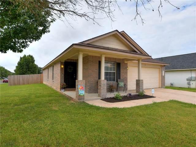 608 Country Estates Dr, Hutto, TX 78634 (#3142142) :: Cord Shiflet Group