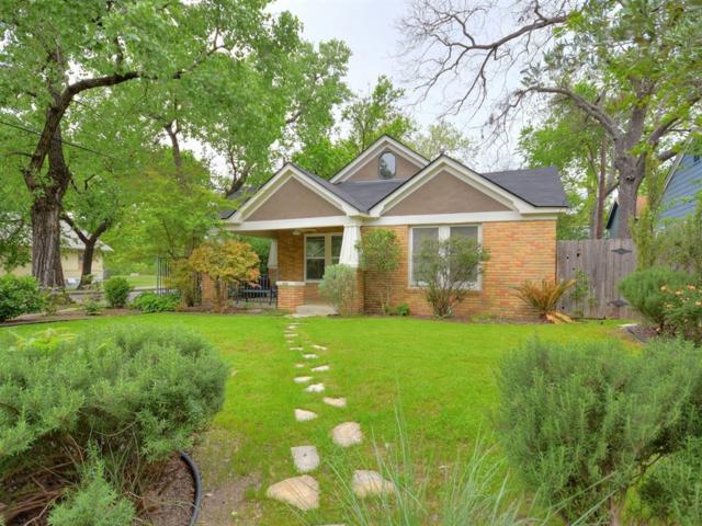 4500 Avenue H, Austin, TX 78751 (#3143864) :: The Heyl Group at Keller Williams
