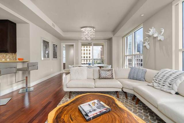 98 San Jacinto Blvd #803, Austin, TX 78701 (#3148615) :: The Perry Henderson Group at Berkshire Hathaway Texas Realty