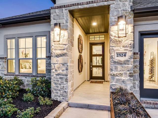 2524 Carretera Dr, Leander, TX 78641 (#3150659) :: Realty Executives - Town & Country