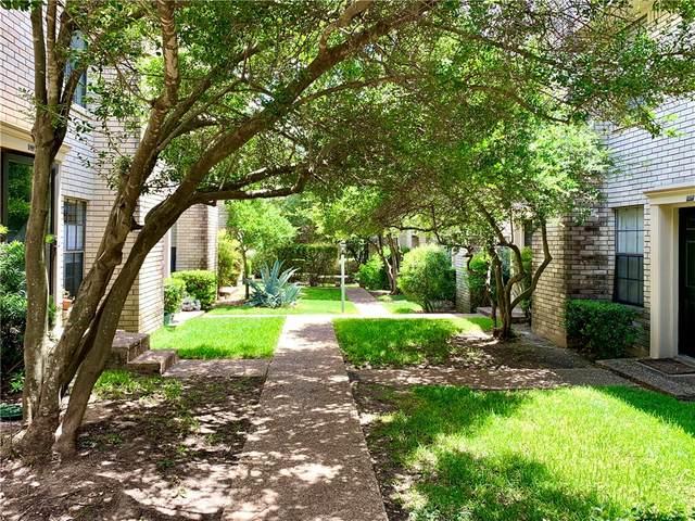 8400 Jamestown Dr #204, Austin, TX 78758 (#3156299) :: The Heyl Group at Keller Williams