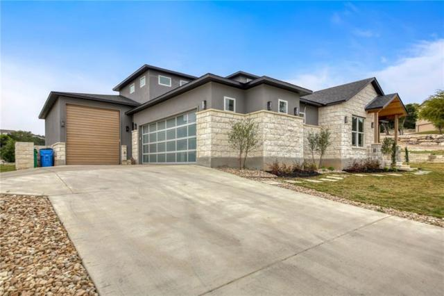 207 Valley Hill Dr, Point Venture, TX 78645 (#3157866) :: The Heyl Group at Keller Williams