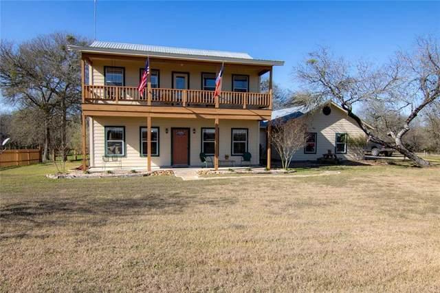 998 High Grove Rd, Cedar Creek, TX 78612 (#3158161) :: The Heyl Group at Keller Williams