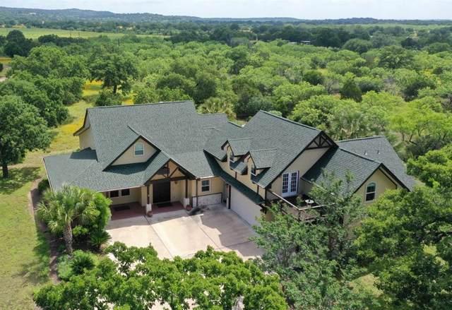389 Oak Ridge Trl, Kingsland, TX 78639 (#3159587) :: Zina & Co. Real Estate