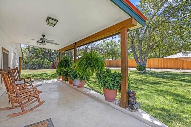 601 Winfred St, Fredericksburg, TX 78624 (#3160322) :: Papasan Real Estate Team @ Keller Williams Realty