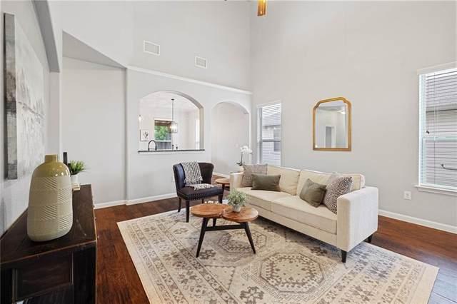 1011 Plateau Trl, Georgetown, TX 78626 (#3162973) :: Papasan Real Estate Team @ Keller Williams Realty