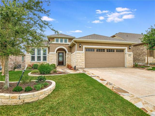 611 Mangrum Hill Rd, Georgetown, TX 78633 (#3163497) :: The Summers Group