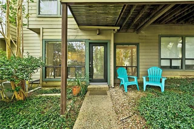 2612 San Pedro St #103, Austin, TX 78705 (#3167435) :: Green City Realty