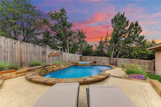 2805 Boone Dr, Lago Vista, TX 78645 (#3168043) :: The Perry Henderson Group at Berkshire Hathaway Texas Realty