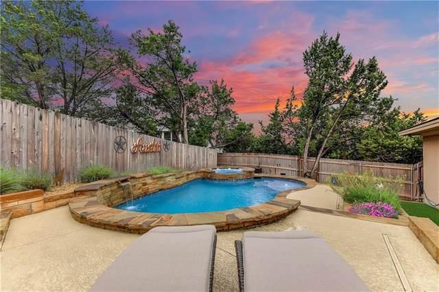 2805 Boone Dr, Lago Vista, TX 78645 (#3168043) :: Zina & Co. Real Estate