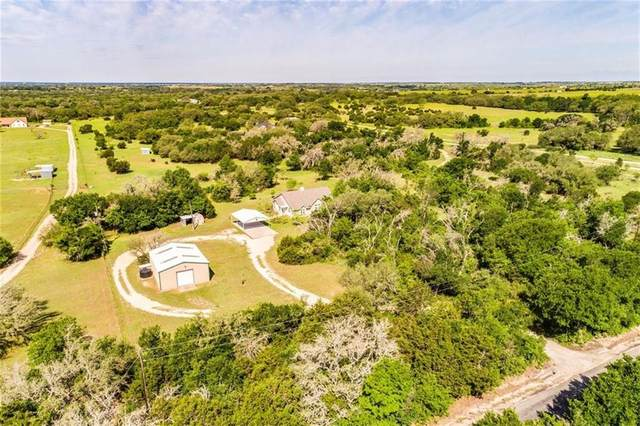 6501 County Road 200, Liberty Hill, TX 78642 (#3168346) :: Realty Executives - Town & Country