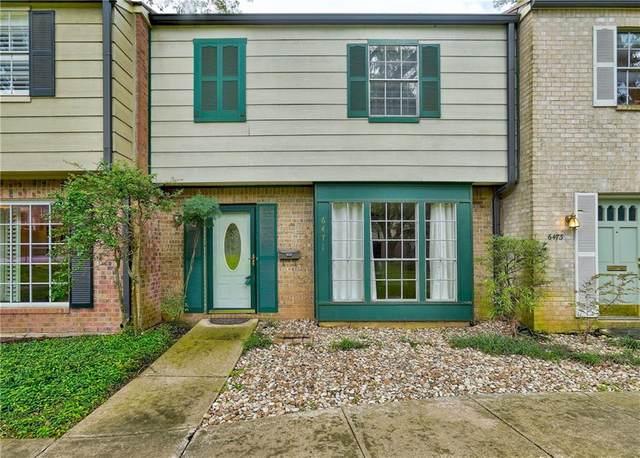 6471 Hart Ln, Austin, TX 78731 (#3173554) :: Papasan Real Estate Team @ Keller Williams Realty