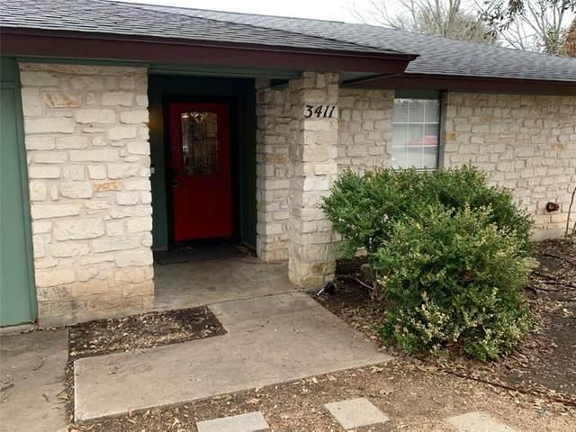 3411 Broken Spoke Trl, Georgetown, TX 78628 (MLS #3174524) :: Vista Real Estate