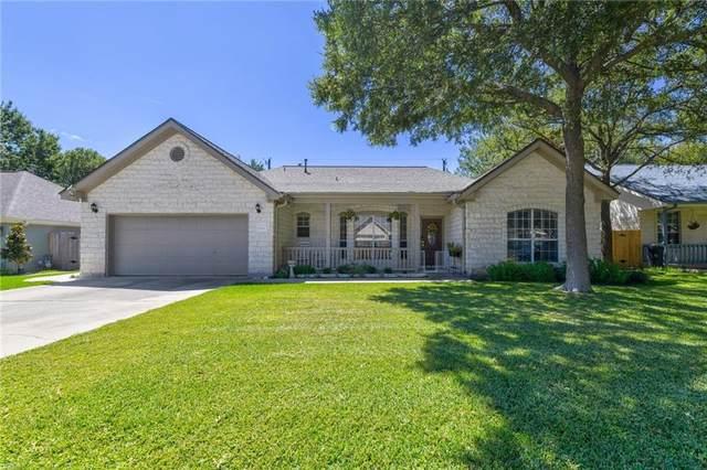 2900 Brandy Ln, Georgetown, TX 78628 (#3175611) :: Papasan Real Estate Team @ Keller Williams Realty