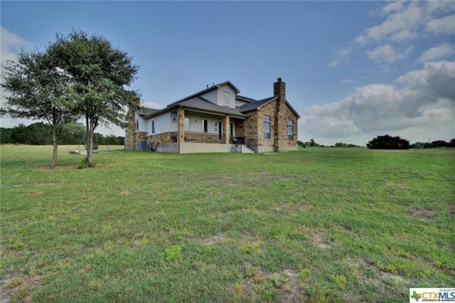1224 Hidden Springs Dr, Salado, TX 76571 (#3176321) :: The Perry Henderson Group at Berkshire Hathaway Texas Realty
