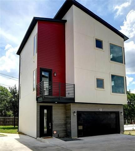 1417 Kramer Ln #12, Austin, TX 78758 (#3176513) :: Realty Executives - Town & Country