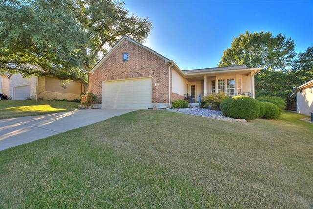 130 Trail Of The Flowers, Georgetown, TX 78633 (#3177359) :: Ben Kinney Real Estate Team