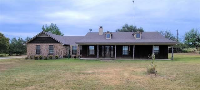 225 County Road 471, Lott, TX 76656 (MLS #3179225) :: Brautigan Realty
