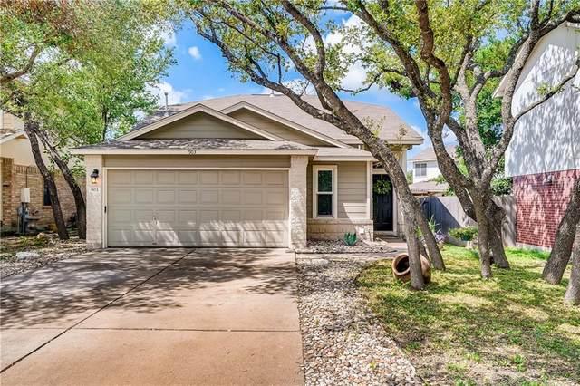 903 Moser River Dr, Leander, TX 78641 (#3179248) :: Papasan Real Estate Team @ Keller Williams Realty