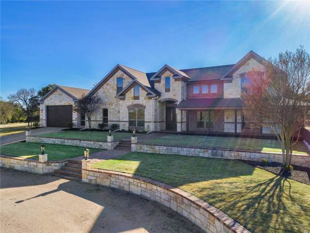 700 Boulder Creek Dr, Marble Falls, TX 78654 (#3180010) :: The Perry Henderson Group at Berkshire Hathaway Texas Realty