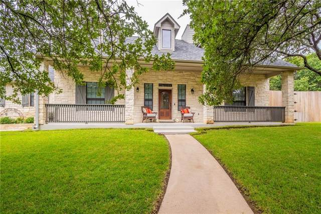 129 Summer Oak Ct, Georgetown, TX 78628 (#3183275) :: Tai Earthman | Keller Williams Realty