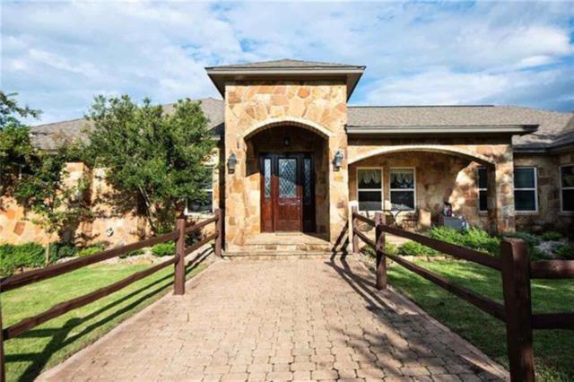501 Twisted Oak Drive, Horseshoe Bay, TX 78654 (#3184202) :: Papasan Real Estate Team @ Keller Williams Realty