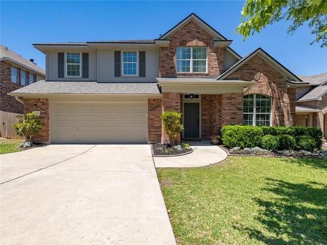 1417 Encino Dr, Leander, TX 78641 (MLS #3184302) :: Vista Real Estate