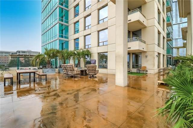 300 Bowie St #605, Austin, TX 78703 (#3184477) :: The Summers Group