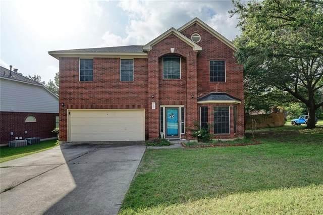 2901 Winchester Dr, Round Rock, TX 78665 (#3184616) :: Ben Kinney Real Estate Team