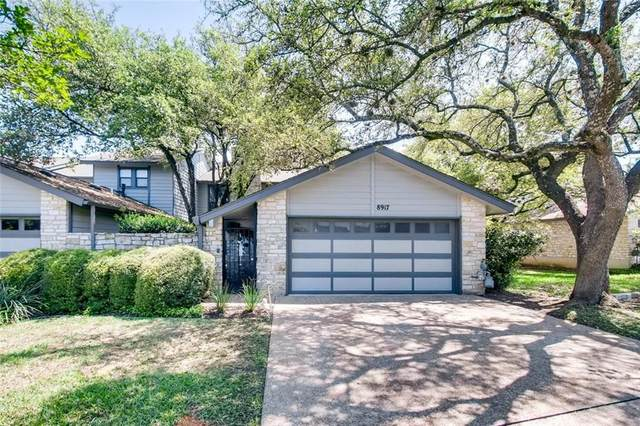 8917 Mount Bartlett Dr, Austin, TX 78759 (#3185107) :: Watters International