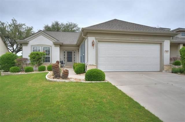 106 Deer Meadow Cir, Georgetown, TX 78633 (#3185538) :: Papasan Real Estate Team @ Keller Williams Realty