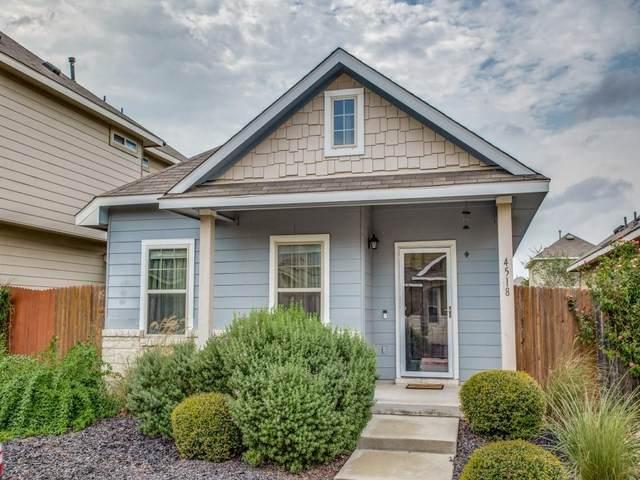4518 Senda Ln #199, Austin, TX 78725 (#3189474) :: Front Real Estate Co.