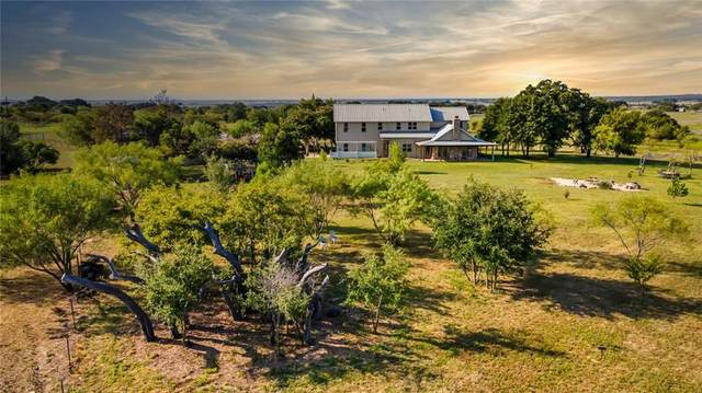 5581 County Road 522 Rd, Stephenville, TX 76401 (#3189537) :: The Summers Group