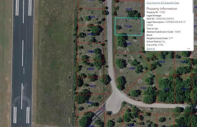 0 Dakota, Horseshoe Bay, TX 78654 (#3192218) :: Cord Shiflet Group
