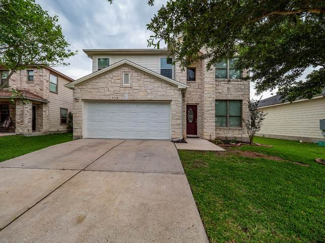 512 Big Sur Trl, Taylor, TX 76574 (#3192393) :: The Summers Group
