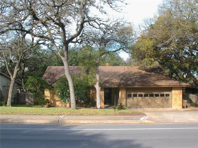 2526 Berkeley Ave, Austin, TX 78745 (#3192400) :: Realty Executives - Town & Country